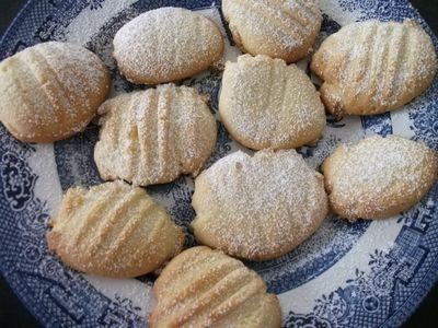 Rose Water Biscuits