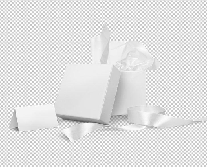 Download Free Square Open Gift Box Mockup Free Package Mockups Box Mockup Free Mockup Packaging Design Inspiration