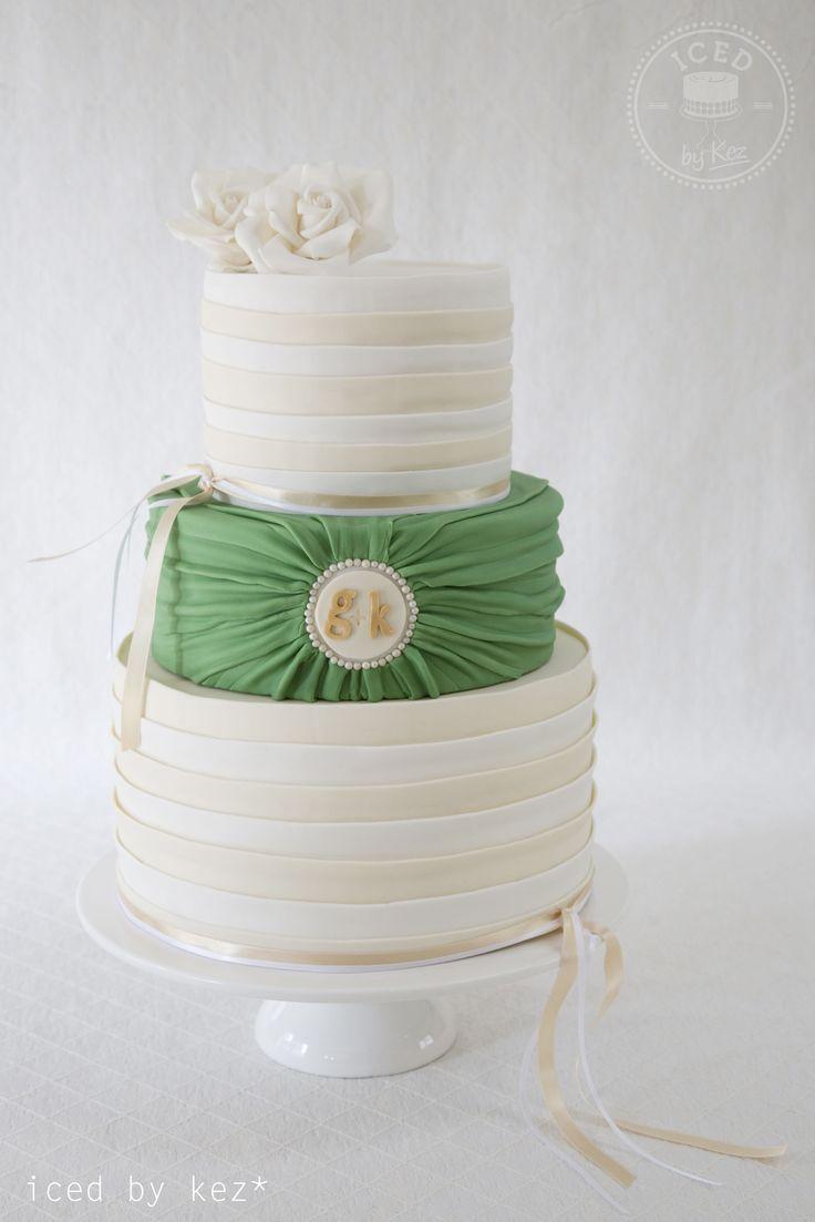 This Wedding Cake was made for DIY Wedding Magazine - kez* x