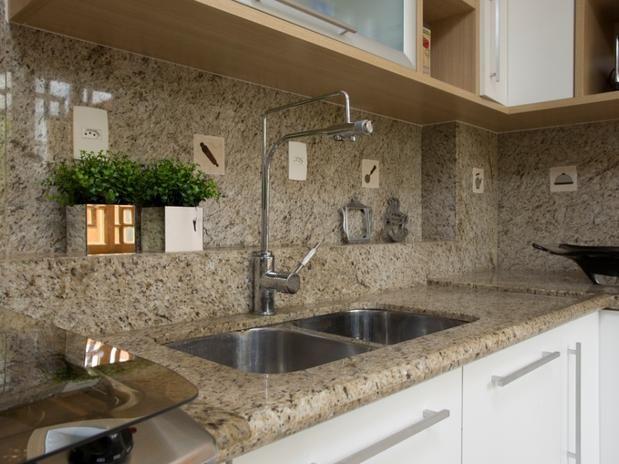 25 melhores ideias sobre pias de cozinha no pinterest for Modelos de granitos para pisos