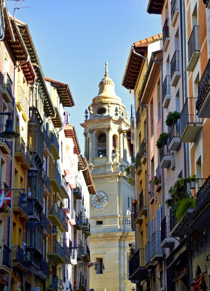 Things To Do In Pamplona For First-Timers | Pamplona spain, Travel ...