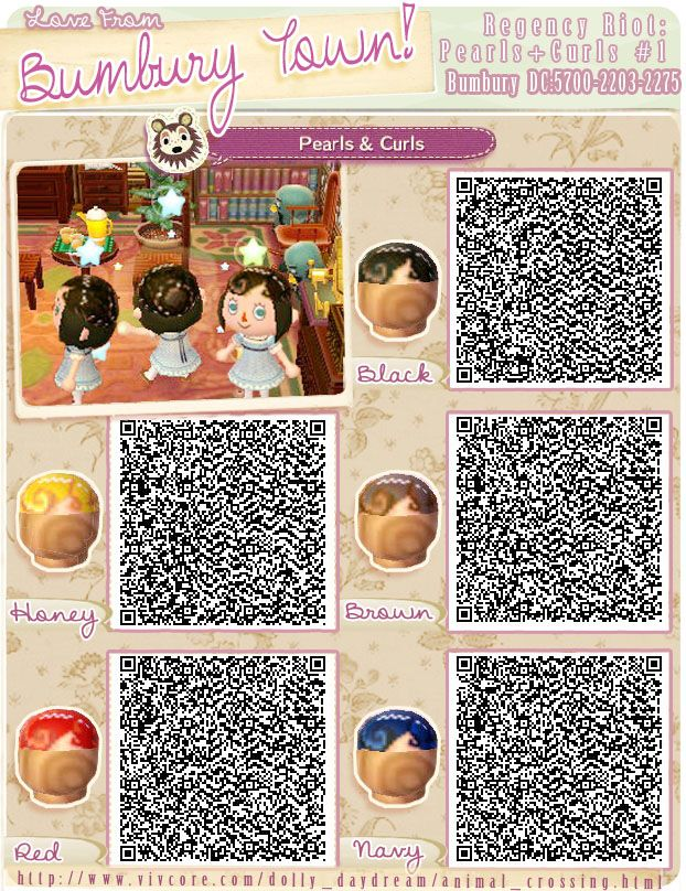 13 Best Images About Animal Crossing New Leaf Qr Codes