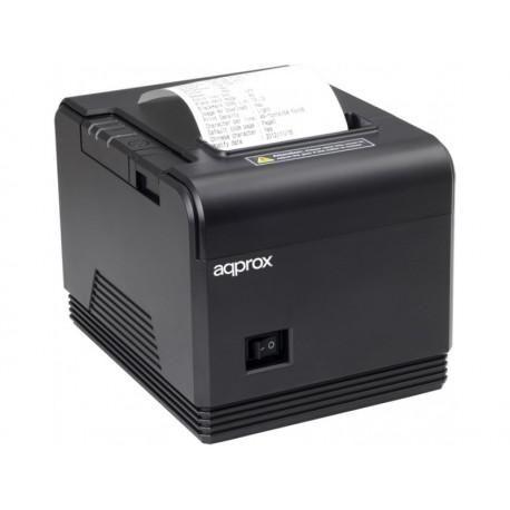 IMPRESORA TICKETS APPROX TERMICA USB/SERIE NEGRA 116.75€