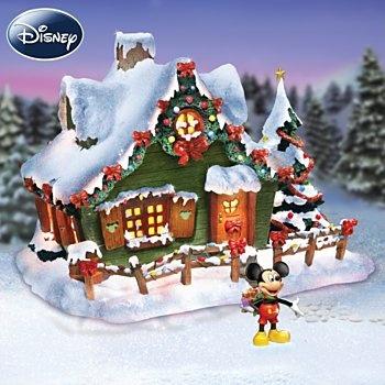 78 best Disney: Christmas Village images on Pinterest | Christmas ...