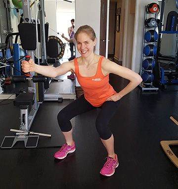 Often the hardest part of starting a routine is learning how to use the equipment! Get the 411 on dumbbells here! They are convenient: owning just a few sets offers options for a full-body workout. Convenience is key. To achieve any fitness goal you have to be
