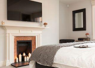 Apartment C - Master bedroom