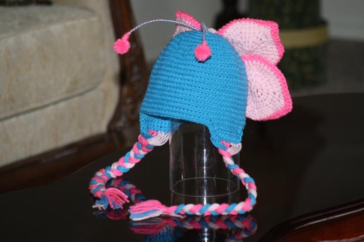 320 Best Images About Crochet Butterflies On Pinterest