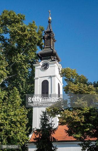 Lower Church (Donja crkva), Serbian Orthodox Church, in Sremski... #donjabrezna: Lower Church (Donja crkva), Serbian Orthodox… #donjabrezna