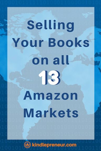 How to Sell Your Books Internationally | Sell Books Worldwide | Sell Books on Amazon | Book Marketing | Self-Publishing | Indie Author | Write a Book | Book Writing | Book Selling