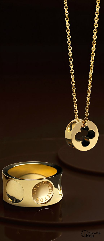 Louis Vuitton Jewels <3