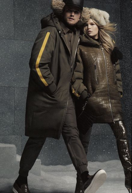 Wilhelmina Models: All-American boy, RJ King, teams up with photographer, Steven Meisel, for Moncler's Fall/Winter campaign. - See more at: wilhelminanews.com