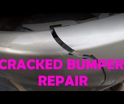 Cracked Bumper Repair