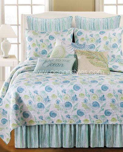 beach house quilts bedding ideas decorating freshen your rooms ocean styles harbor collection