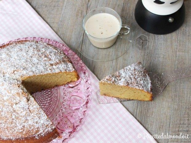 Torta al Cappuccino Bimby