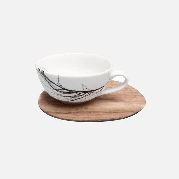 Love Milo - Love Milo Cappucino Cup & Saucer