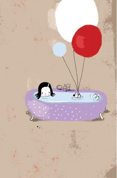 Birthday Card by sophia touliatou, via Flickr