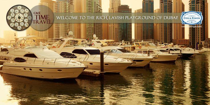 Stylish new Dubai