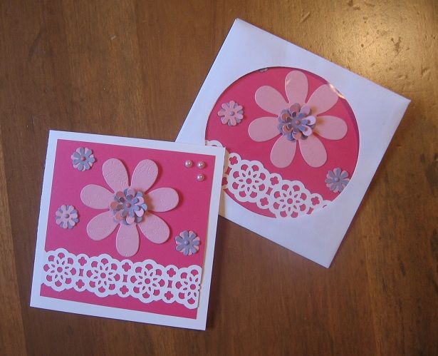 1000 images about cd case envelope on pinterest for Pre punched paper for crafts