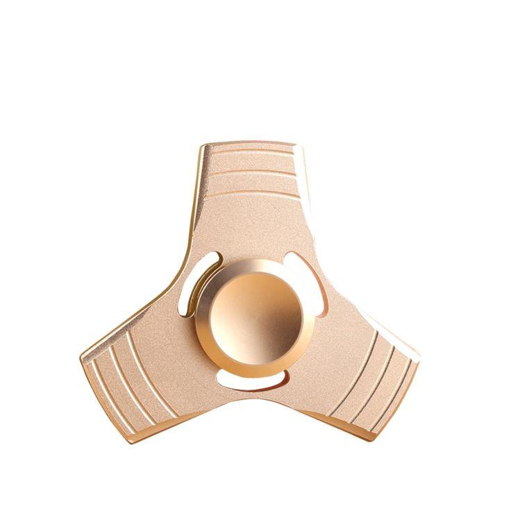 EDC Giocattoli Professionale Spinner Agitarsi Modello a Triangolo Mano Spinner Torqbar In Ottone A Mano Spinner e ADHD