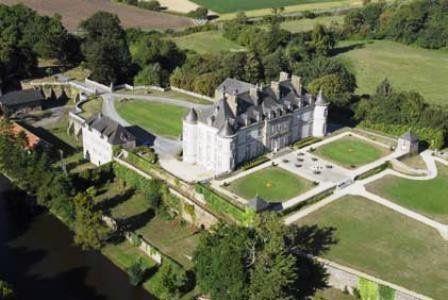 Chateau de Bonaban - La gouesniere.  Stayed here once & it was delightful!