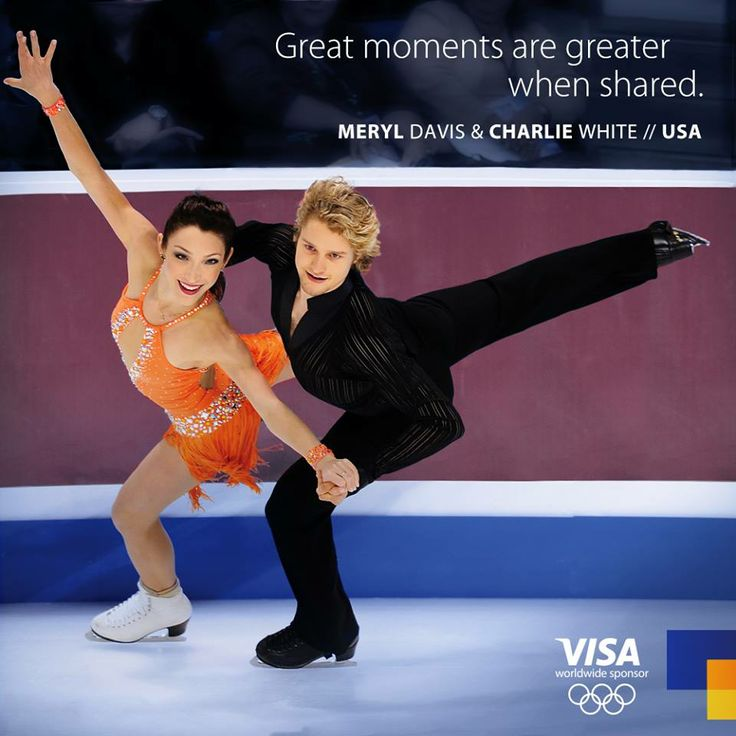 davis and white ice dancing are they dating Cosmo chats up meryl davis and charlie white and gets the scoop on everything from dating to ice dancing ice dancers meryl davis and charlie white they also.