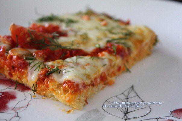 Вкуснейшая низкокалорийная пицца без муки / Основы бизнеса