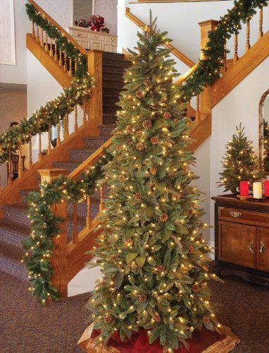 Best 25+ Slim artificial christmas trees ideas on Pinterest ...