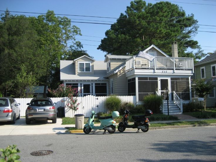 Rehoboth Beach house rental - Our Beach Cottage: 217 Rodney Street