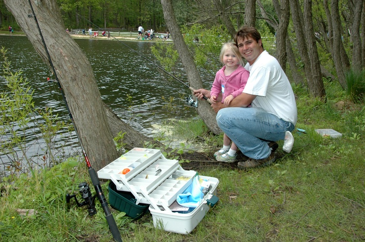 Fishing is available at many of the park system parks a for Nj fishing permit