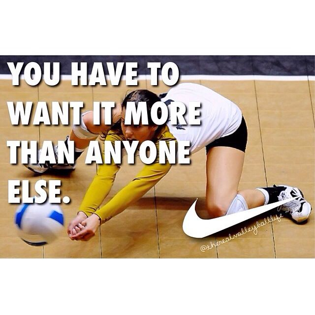 Motivational Team Quotes Volleyball