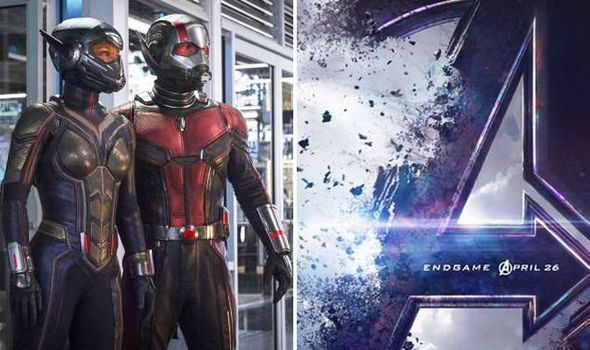 Avengers Endgame plot tease? Ant-Man and the Wasp director