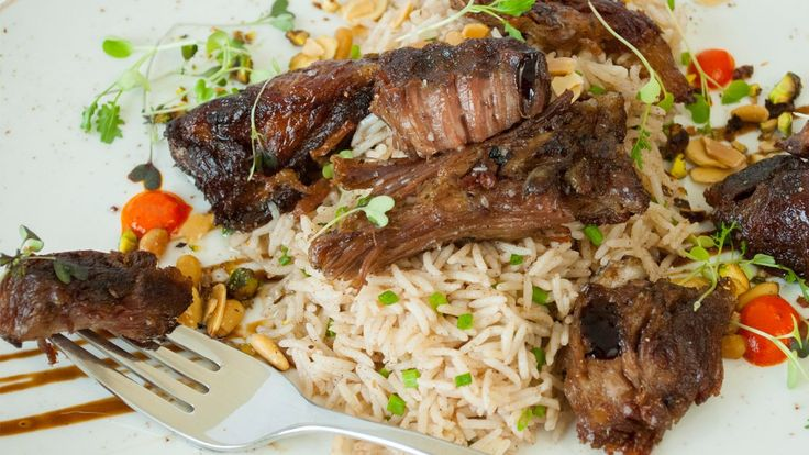 Celebration Lamb with Dirty Rice - Gusto