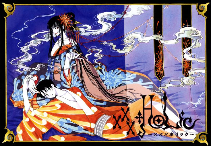 Image result for xxxHOLiC