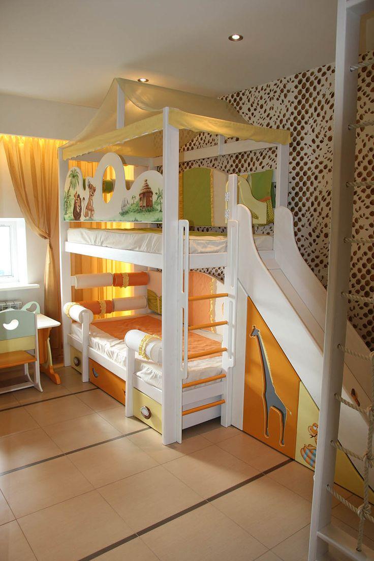 Король лев - индивидуальный проект детской комнаты