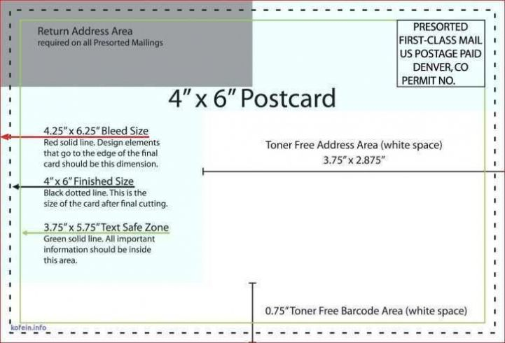 Microsoft Word 4x6 Postcard Template 2 Postcard Template Postcard Layout 4x6 Postcard