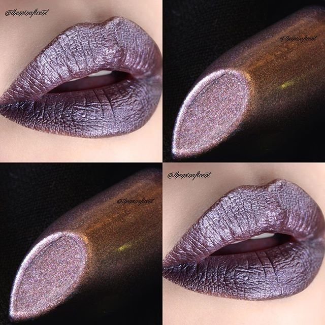 ASPHALT - grungy grey!  #perlees swatched by @theminaficent                                                                                                                                                                                 More