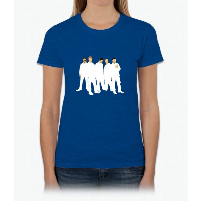 Backstreet's Back! Womens T-Shirt