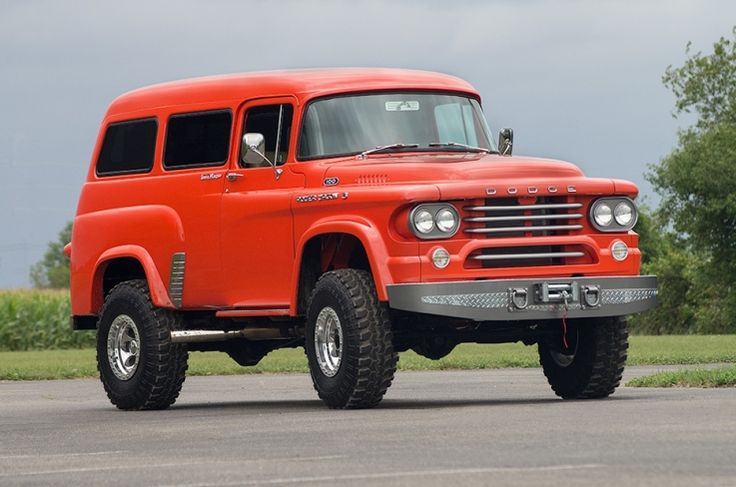 dodge w100 power wagon town wagon for autos post. Black Bedroom Furniture Sets. Home Design Ideas