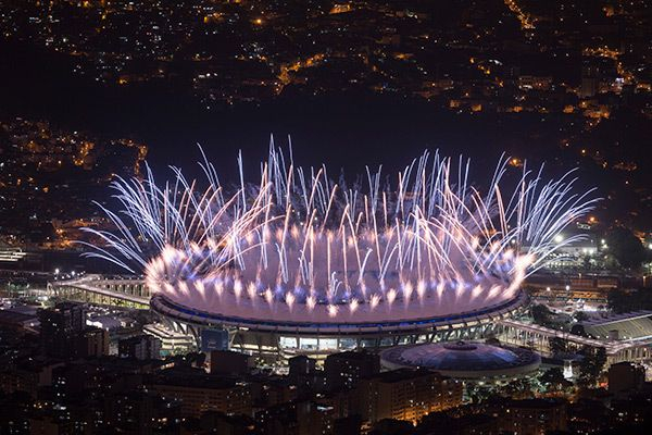 Rio Olympics 2016 Opening Ceremony Live Blog: Join Us For All The Action From Brazil