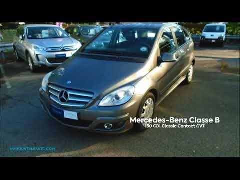 Annonce Voiture Occasion Mercedes-Benz Classe B en vente sur Ma Nouvelle Auto - YouTube