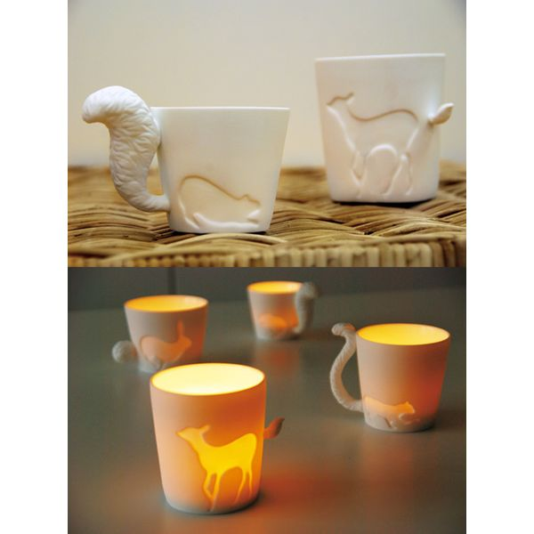 Mugs by Kinto company