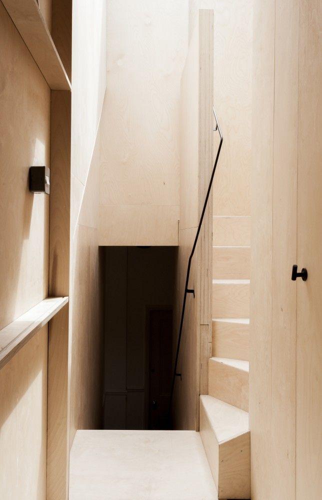 Die besten 17 Bilder zu INTERIOR auf Pinterest Sperrholz Wände - wohnideen schrgen wnden