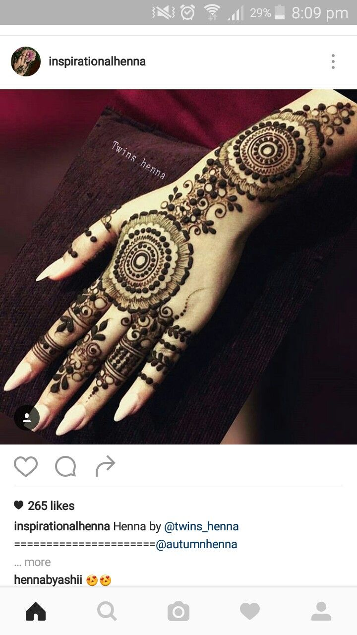 1000 Images About Beautiful Henna Tattoos On Pinterest