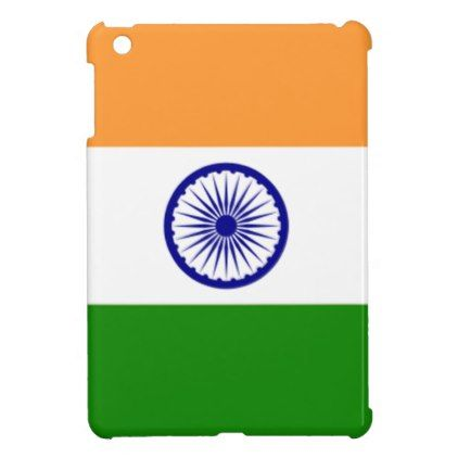 """Good color Indian flag """"Tiranga"""" iPad Mini Covers - good gifts special unique customize style"""