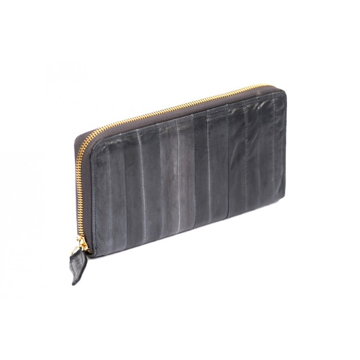 Makki Large Zip wallet - Elephant