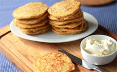 Vegetable Pikelets Recipe