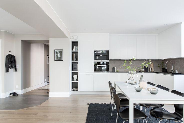 Dwupokojowe mieszkanie w Göteborgu