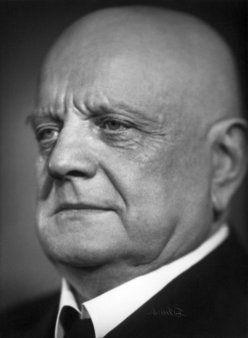 Jean Sibelius vuonna 1940. Kuva: Helander / Yle arkistokokoelma.