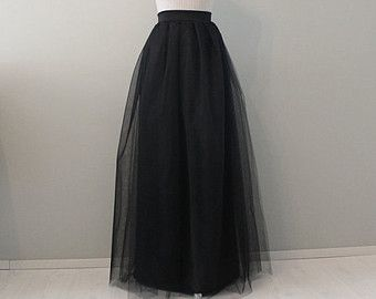 Plus Size Tulle Skirt in 60 Different Colours/ Quality Circle