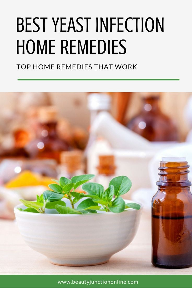 Discover the best yeast infection home remedies that work!